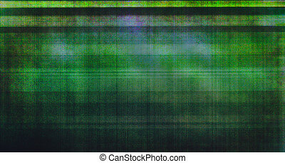 glitch background of broken LCD display