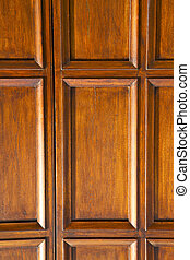 mozzate rusty door curch closed metal wood italy milan - in...