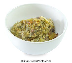 Nam Prik Num or Thai Green Chili Paste - Thai Cuisine and...
