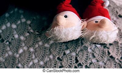Christmas time, santa