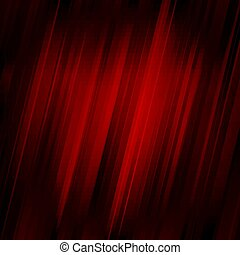 red background - Abstract vector illustration red...