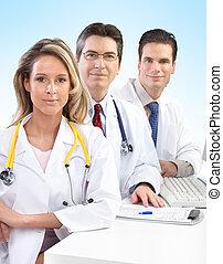 medico, dottori