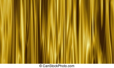 curtain gold composition