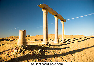 Ancient ruins of Egypt