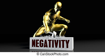 Negativity - Eliminating Stopping or Reducing Negativity as...