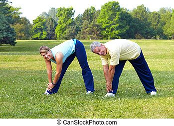 seniors, condición física