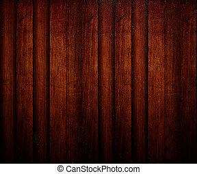 Grunge wood background - Grunge style wooden planks...