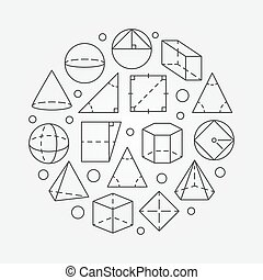 Basic geometry illustration