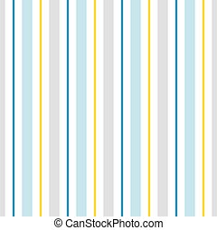 Vector Seamless Pattern with Stripes. Seamless Pattern for Baby Boy Shower.