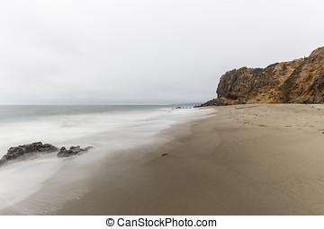 Pirates Cove at Point Dume in Malibu California - Pirates...