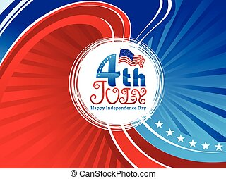 abstract fourth july celebration background.eps - abstract...