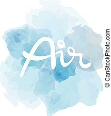 Air symbol of the four elements - Air symbol of The Four...