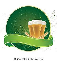beer - design element for beer