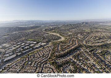 Camarillo California Aerial