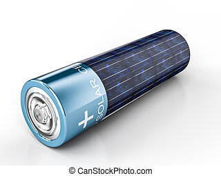 solar power battery