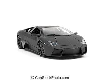 Lamborghini Reventon - A Lamborghini Reventon model car...