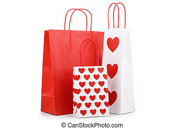 shoppingbag - isolated shopping bag