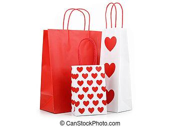 shoppingbag - isolated shopping bag