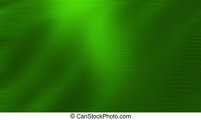 Green flowing wire frame abstraction looping CG animated background