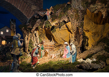 Christs nativity