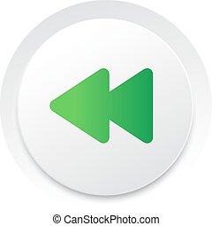 keerzijde, eenvoudig, knoop, Vector, Muziek, interface, UI,...