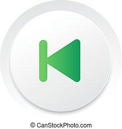 eenvoudig, knoop, Vector, Muziek, interface, UI, cirkel,...