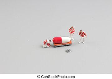 心配, 医学, ごく小さい, 緊急事態, 数字