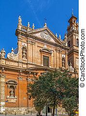 Santo Tomas Apostol and S.Felipe Neri, Valencia - Church...