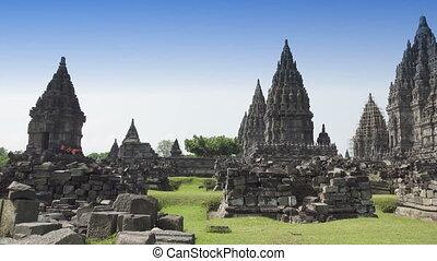 Candi Prambanan or Candi Rara Jonggrang is an 9th-century...