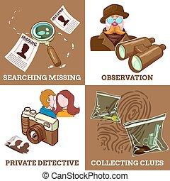Detective Service Compositions - Detective service...