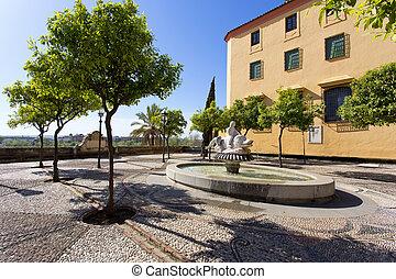 Triunfo de San Rafael de la Puerta del Puente, Cordoba,...