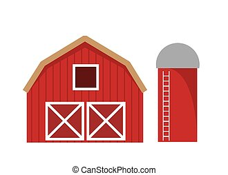 Barn Isolated