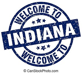 welcome to Indiana blue stamp