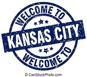 welcome to Kansas City blue stamp