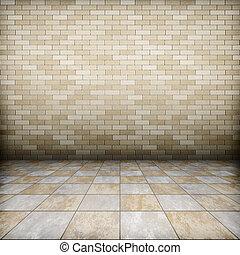 tiles floor - An image of a nice tiles floor background