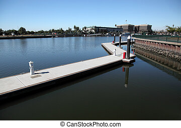 Waterfront Stockton California
