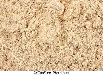 Sawdust - A close view of common ordinary sawdust