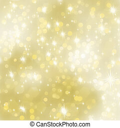 Glittery gold background EPS 8 - Glittery gold Christmas...