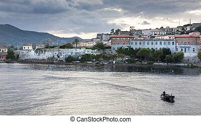 Bay of elba
