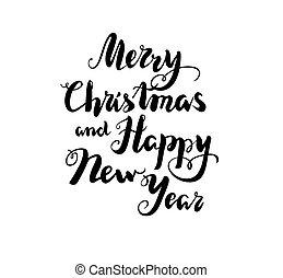 Holiday Christmas greetings