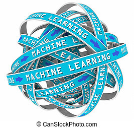 Machine Learning Process Loops Input AI Artificial...