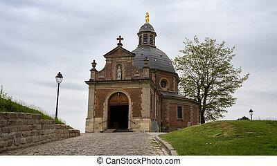 Chappel Oudenberg, Geraardsbergen - Chapel 'Onze-Lieve-Vrouw...