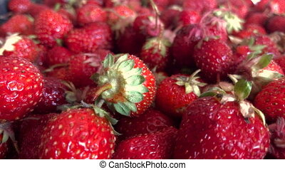 berries ripe tasty Strawberry