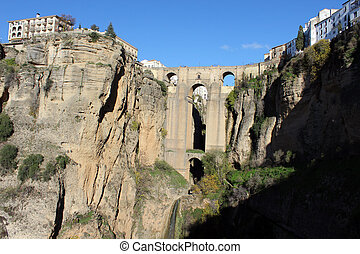 photo detail of Ronda