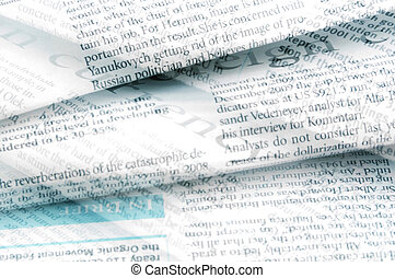 Business paper abstract - Abstract background with business...