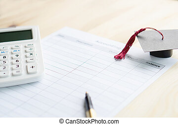 Finance accounting education