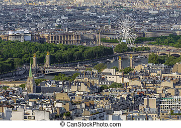 Place de la Concorde. Paris. France