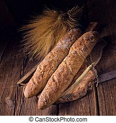 baguettes, casero