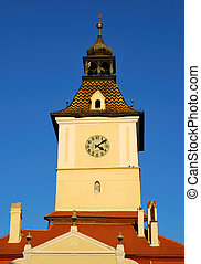 Brasov, Council Square tower