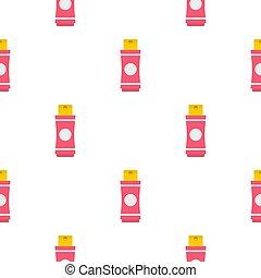 Deodorant pattern flat - Deodorant pattern seamless flat...